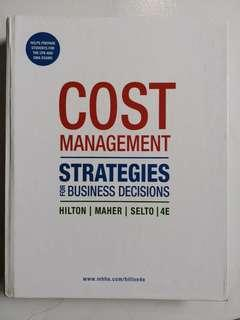 Cost management Strategies for Business Decisions