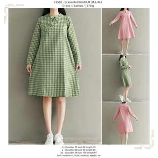 Dress 35390 - Grid ILD
