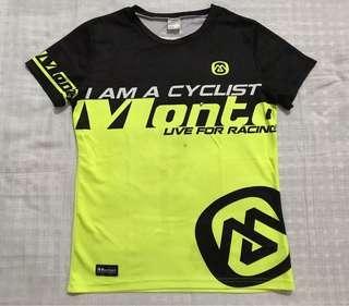 "Monton ""I am a Cyclist"" T-Shirt"