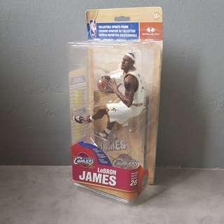Lebron James: McFarlane NBA Series 26 Figurine [BIB]
