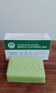 SOMEBYMI MIRACLE CLEANSING BAR Acne Soap