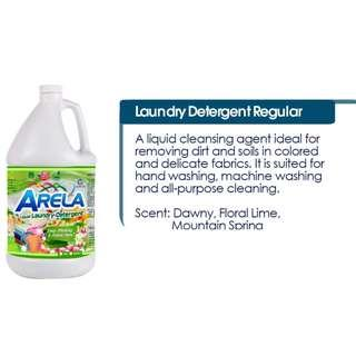 Arela Liquid Detergent Regular (eco-friendy)