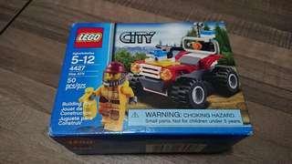 Lego Fire ATV 4427