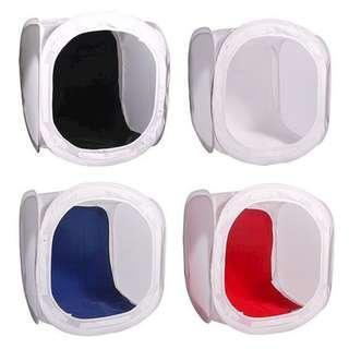 🚚 Photo Light Tent (40 cm & 120cm Size Available)