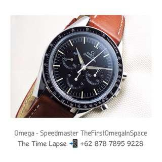 Omega - Speedmaster Moonwatch 'The First Omega In Space' (FOIS)
