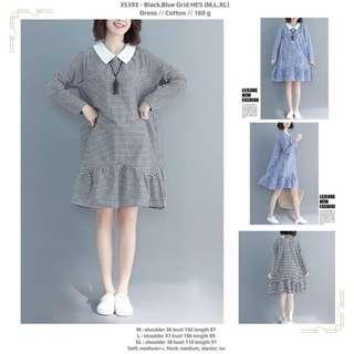 Dress 35393 - Grid HES