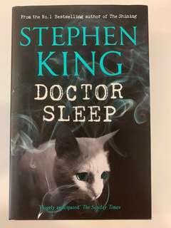 Doctor Sleep by Stephen King Hard Cover
