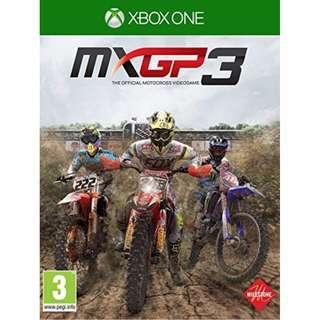 🚚 MXGP 3 (Xbox One)