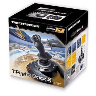 🚚 [CLEARANCE] Thrustmaster T.Flight Stick X (PC/PS3)