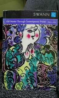 SWANN Old Master Through Contemporary Prints 622pages