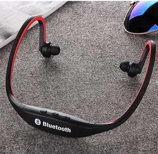 CNY Flash⚡️ Sales 🔥Wireless Bluetooth sport headset / earpiece / earphone / earbuds