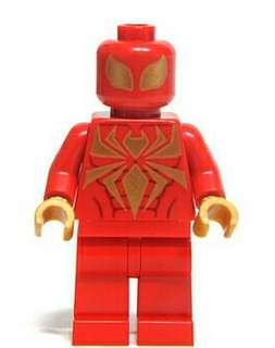 <冇爪冇爪冇爪>Lego Iron Spider 淨人仔一隻 #Lego#Marvel#Spiderman