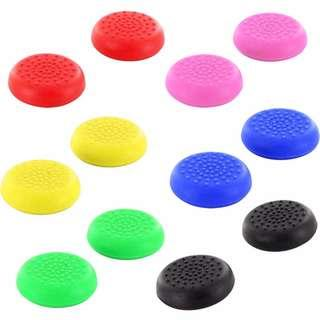 🚚 Thumb Stick Covers For PS4/Xbox One/PS3/Xbox 360 (Blue, White, Red or Black)