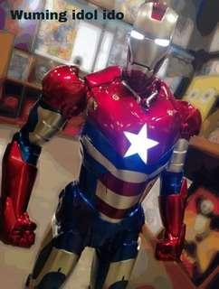 Iron Man Patriot 1:3 scale