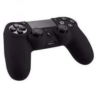 🚚 Silicone Cover for PS4 DualShock 4 DS4 Controller (Black)