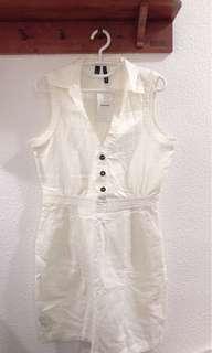 BNWT RTP59 MANGO Linen Dress