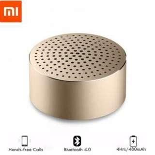 Original XIAOMI Mi Round Portable mini Bluetooth Speaker