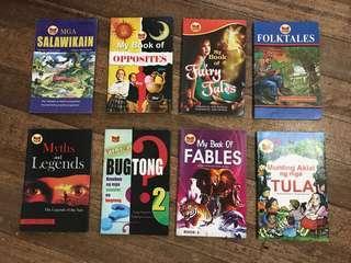 Sparkle Books Children's Books Bundle for PHP60 (8 books)