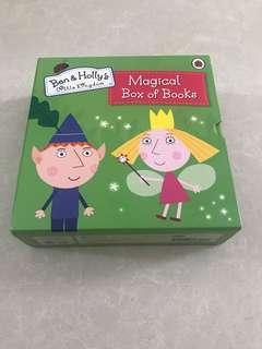 Ben & Holly's little kingdom box set