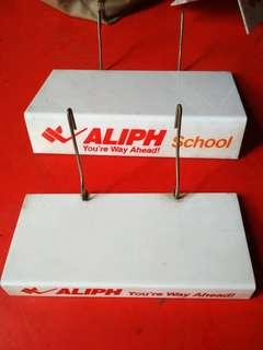 Aliph stand shoes
