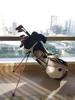 Original MIZUNO Golf Set with Bag
