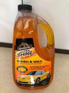 Armorall Car Wash & Wax shampoo
