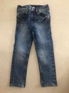 Next boys jeans size 4yrs