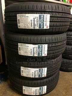 215/55/17 Kumho KH32 promotion price
