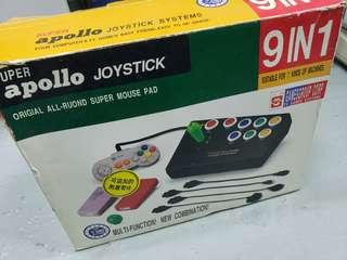 SUPER APOLLO JOYSTICK 9in1