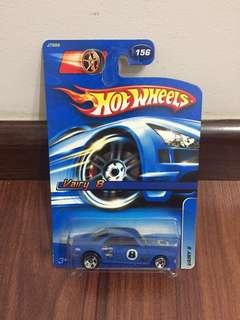 Hot Wheels - Vairy 8