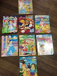 Philippine-Printed Storybooks Bundle for PHP120