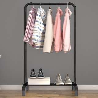 Ready Stock Hanging Rack Stand Anti Slip Beads #CNYHOME