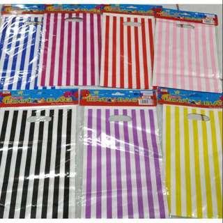 Loot Bag Stripes