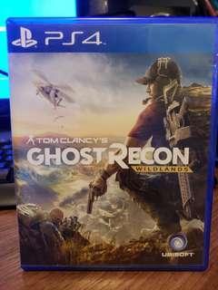 Ghost recon wildland