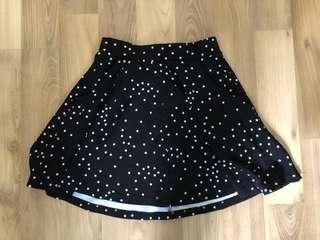 Cotton On Star Skirt