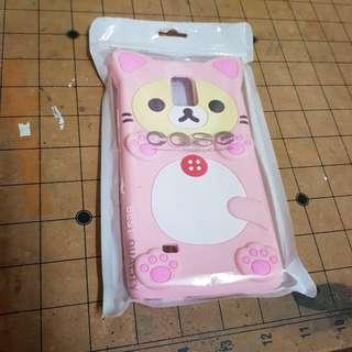三星Samsung note4拉拉熊手機軟殼
