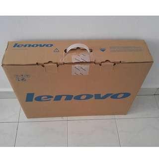 Lenovo LT2423 Wide Flat Monitor Empty Box