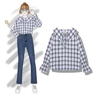 Cute blouse #cny888