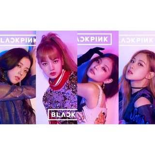 WTB BLACKPINK CONCERT REDZONE 23TH FEB
