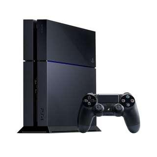 BUYING PS4 CONSOLE WTB