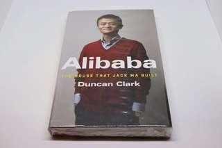Alibaba The house that jack ma built (by Duncan Clark)