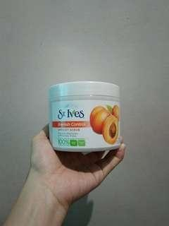 (REPRICED) St. Ives Blemish Control Apricot Scrub
