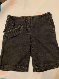 🚚 五分牛仔短裤 專櫃品牌