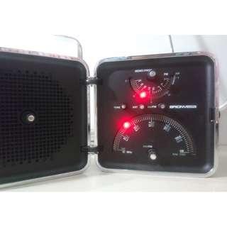懷舊 意大利 收音機 Brionvega Radio ts522