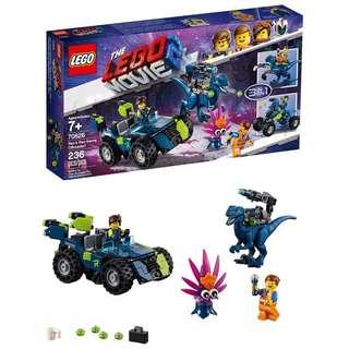 70826 The Lego Movie 2 Rex's Rex-treme Offroader!