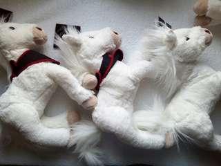 Pony cuddle toy