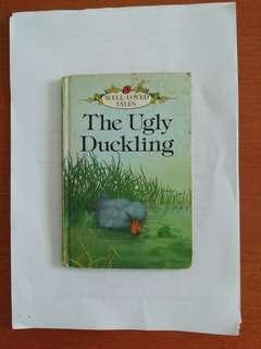 Ladybird books Ltd. The Ugly Duckling children's book. Well-loved tales.