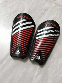PreLoved Shin Guard for Football or Soccer - Kids Size  (Adidas Brand)