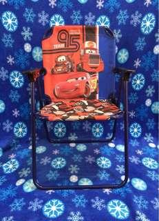 Disney Pixar Cars Foldable Chair for Kids