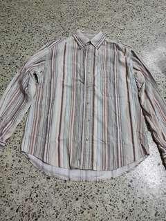 Corduroy long sleeves